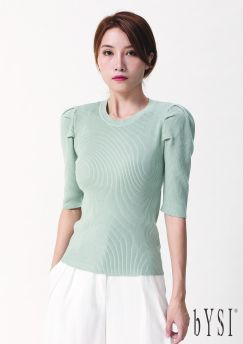 Casual Knitted Top